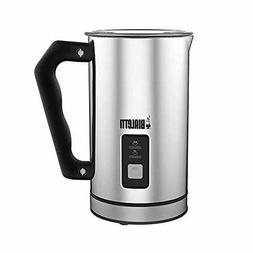 Bialetti 06725 Electric Milk Frother, Silver