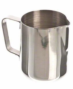 12 Oz Stainless Steel Coffee Frothing Pitcher Jug Mug Milk P