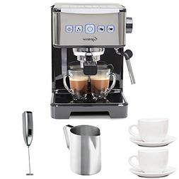 Capresso 12401 Ultima PRO Programmable Espresso & Cappuccino