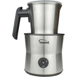 15-Ounce Cordless Electric Milk Frother, Warmer and Hot Choc