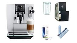 Jura 15150 J6 Automatic Coffee Machine, Brilliant Silver, Pr