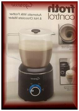 Capresso 207.01 Froth Control Automatic Milk Frother & Hot C