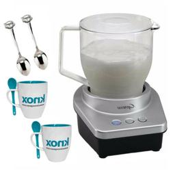 Capresso 20804 Froth Max Automatic Milk Frother + Free Knox