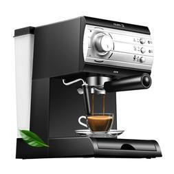 20Bar Italian <font><b>Espresso</b></font> Electric Coffee M