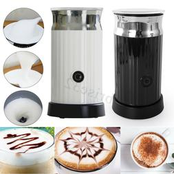 220V 500W Electric Warm Milk Coffee Frother Automatic Home F