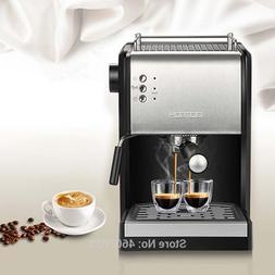 220v Home Italian Italy-type Automatic <font><b>Espresso</b>