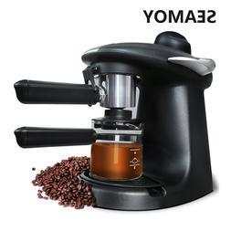 250ML Italian Espresso <font><b>Coffee</b></font> Maker Mini