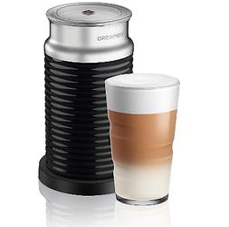 Nestle Nespresso 3694-US-BK Aeroccino3 Milk Frother Black -