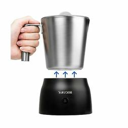 Secura 4-in-1 Electric Automatic Milk Frother and Hot Chocol