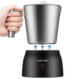 Secura 4 in 1 Electric Milk Frother, Hot Chocolate Maker Mac