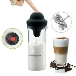 400ML Electric New Automatic Mixing Coffee Milk Frother Foam