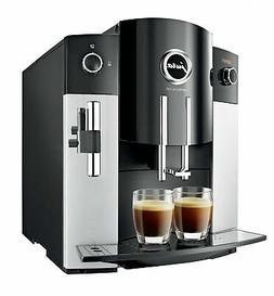 Jura 15068 IMPRESSA C65 Automatic Coffee Machine, Platinum