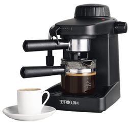 Mr. Coffee ECM91 Steam Espresso and Cappuccino Maker