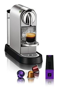 Nespresso Citiz C111 Espresso Maker with Aeroccino Plus Milk