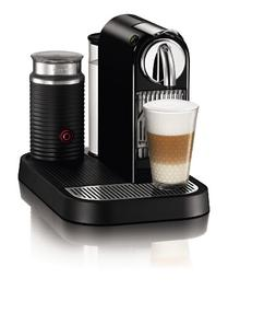 Nespresso D121-US4-BK-NE1 Citiz Espresso Maker with Aeroccin