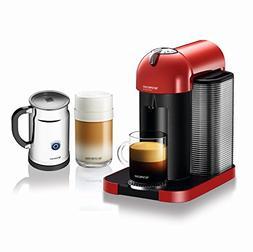 Nespresso A+GCA1-US-RE-NE VertuoLine Coffee and Espresso Mak