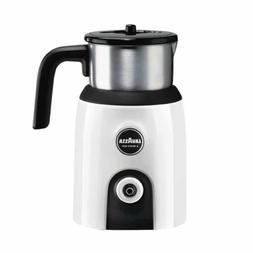 a modo mio milkup frother white cappuccino