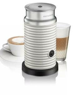 Nespresso Aeroccino3 Milk Frother - Cream White