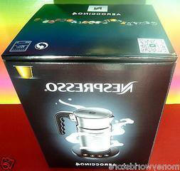 NESPRESSO AEROCCINO4 MODEL 4192-GB MILK FROTHER,220-240V,HOT