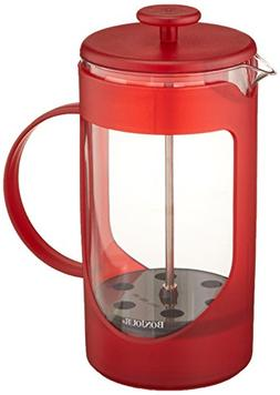 BonJour® 8-Cup Ami-Matin Unbreakable French Press with F