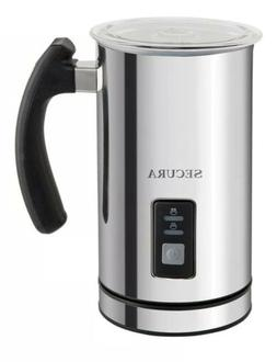 Secura Automatic Electric Milk Frother and Warmer 250 ml MMF