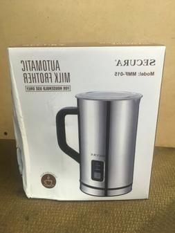 Secura Automatic Electric Milk Frother and Warmer 250ml MMF-