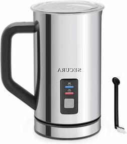 Secura Automatic Electric Milk Frother and Warmer 250ml For