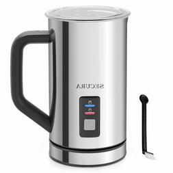 Secura Automatic Electric Milk Frother and Warmer  - FREE SH