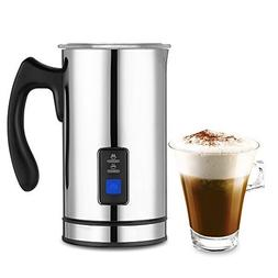 Magicook Automatic Electric Milk Frother & Heater with 3 Fun