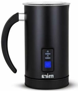 Automatic Electric Milk Frother Warmer & Heater Auto Shut Of