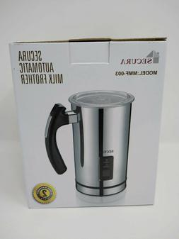 Secura Automatic Electric Milk Frother Warmer MMF-003 250 ml