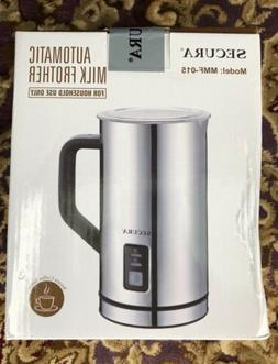 Secura Automatic Electric Milk Frother Warmer MMF-015 250 ml