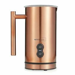 Automatic Milk Frother Maker Heater Espresso Coconut Foamer
