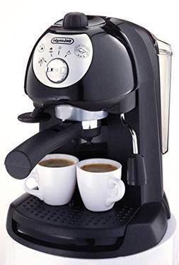 DeLonghi BAR32 Retro Pump-Driven 35 oz Espresso Maker