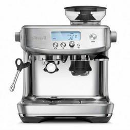 Breville Barista Pro Espresso Machine BES878 Stainless Steel