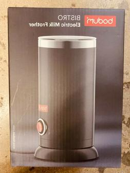Bodum Bistro Electric Milk Frother - Stainless Steel for Caf