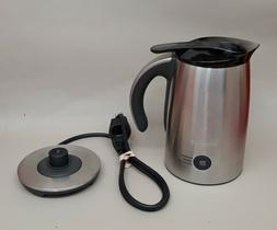bmf300bss chocolate electric milk frother