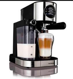 Silvercrest Brand New Espresso With Milk Frother Coffee Mach