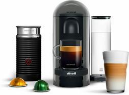 breville vertuoplus coffee and espresso machine bundle