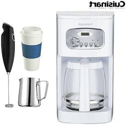 Cuisinart Brew Central 12-Cup Programmable Coffeemaker - Whi