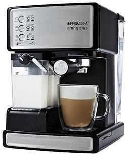 Mr.Coffee BVMCEM6601J Cafe Barista Espresso and Cappuccino M