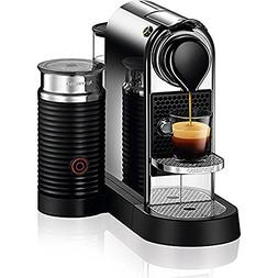 Nespresso C122-US-CH-NE Citiz & Milk Espresso Machine, Chrom