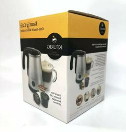 Keurig Café One-Touch Milk Frother LM-150P Electric Stainle