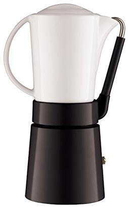 Aerolatte 006 HIC Cafe Porcellana Espresso, Black
