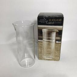 caffe froth clear replacement glass