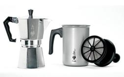 Bialetti Cappuccino and Latte Set