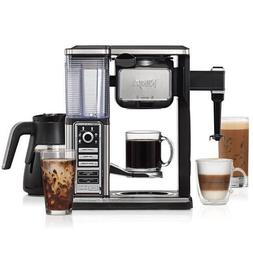 Ninja CF091 Coffee Bar, Black/Silver