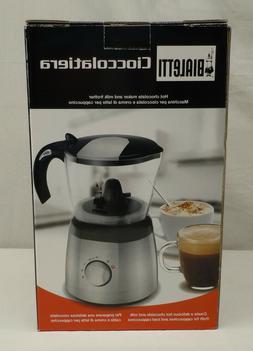 Bialetti Cioccolatiera Coffee Cappuccino Hot Chocolate Milk