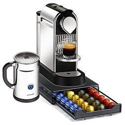 Nespresso Citiz C111 Chrome Single Serve Espresso Machine an