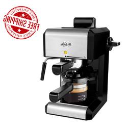 Espresso Coffee Maker Cafe Home Bar Automatic Machine Cappuc